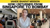 Vande Bharat Mission: Stranded Indian returns from Singapore to India | NewsMo Exclusive