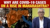 What is the reason of increasing Covid-19 cases in Maharashtra?