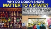 How much revenue does the state generate from selling alcohol?