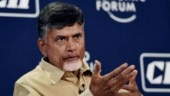 Andhra Pradesh: Former CM Chandrababu Naidu greets party workers, violates lockdown norms