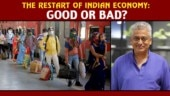 Why were liquor shops chosen to revive the Indian economy?
