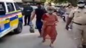 Image of the day: Grand welcome for 82-year-old Mumbai woman who beat Covid-19
