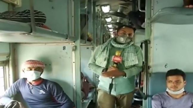 The Nowhere People: A report from inside Shramik train