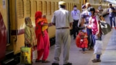The Nowhere People: Sea of migrant workers at Mumbai's LTT station as trains delayed