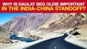 What is the significance of Daulat Beg Oldie?