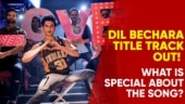 Dil Bechara title track: Friendzoned Sushant shines one last time