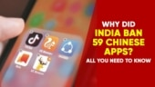Why were Chinese apps banned in India?