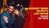 'Dil Bechara' trailer released: The last film of Sushant Singh Rajput is about love and life