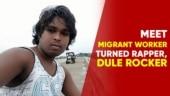 Meet the Migrant Worker Duleshwar Tandi aka Rapper Dule Rocker