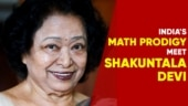 Who is Shakuntala Devi?