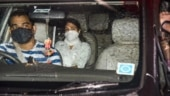 Sushant Singh Rajput case: Whose car is ferrying Rhea Chakraborty to CBI office?