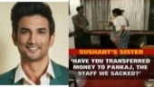 Sushant Singh Rajput's family threatens his staff over money transaction: India Today accesses video