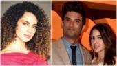 Watch: Kangana Ranaut blames Sara Ali Khan for using Sushant Singh Rajput for Kedarnath