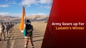 How is Indian Army Planning to Brave Ladakh's Winter?