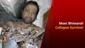 Bhiwandi Building Collapse: Man Rescued After 10 Hours