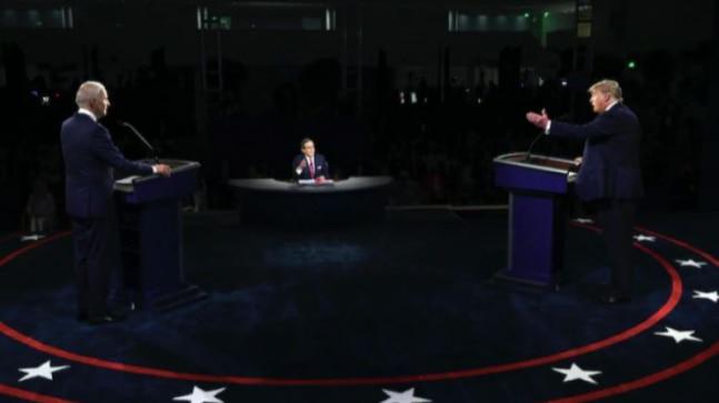 Watch: First Presidential debate between Donald Trump and Joe Biden
