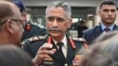 Army Chief reaches Ladakh amid India-China tensions