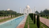 Taj Mahal missing from UP govt's tourism ad again