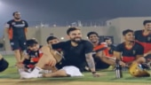 Image of the day: Watch Virat Kohli's reactions to pacers' yorker challenge