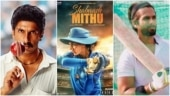 83, Shabash Mithu, Jersey: A look at Bollywood's cricket movies