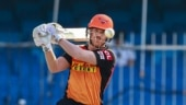 David Warner Exclusive | SRH captain discusses MS Dhoni, Virat Kohli and India series