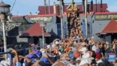Sabarimala temple opens for devotees after six months