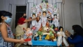 Calcutta HC gives partial relief to Durga Puja organisers