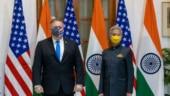Indo-US strategic talks: Strengthening quad, boosting indo-pacific cooperation