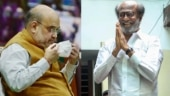 Amit Shah discusses Rajinikanth factor with RSS ideologue Gurumurthy in Chennai