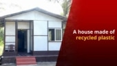 Karnataka Gets its First Eco-Friendly House That is Made of 100% Recycled Plastic