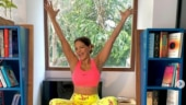 Fitness trainer Deanne Panday reveals how she designed home workouts
