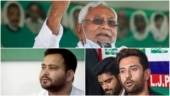 Who's winning the battle for Bihar?