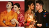 Deepika-Ranveer to Priyanka-Nick, how stars celebrated Diwali 2020