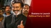 Tamil Nadu Politics: Superstar Rajinikanth Set to Launch Political Party in 2021