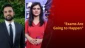 Education Counselor Dr. Karan Gupta Answers Students' Queries Regarding Exams