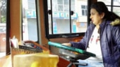Good news: Meet Jammu and Kashmir's first woman bus driver