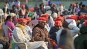 Ground report: Farmers across Maharashtra gather at Mumbai's Azad Maidan to protest against farm laws