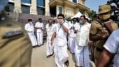 DMK walks out of Tamil Nadu Assembly, boycotts governor's speech