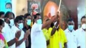 Ahead of Tamil Nadu polls, AIADMK brands DMK as anti-Hindu party