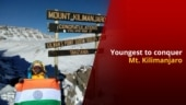 Andhra Girl Becomes The Youngest to Climb Mount Kilimanjaro