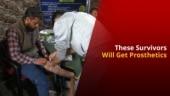Jammu & Kashmir: Army Provides Artificial Limbs to Blast Survivors