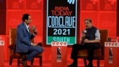 India Today Conclave South 2021: N Srinivasan speaks about TN politics, industries and cricket