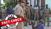 Fact check video: This is not an ex-BSP MP pleading before UP Police
