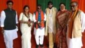 Watch: Mithun Chakraborty to join BJP