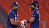 Virat Kohli should open the batting with Rohit Sharma in T20Is: Sunil Gavaskar