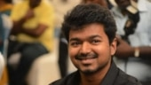 Tamil Nadu polls: Actor Vijay cycles to polling booth