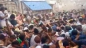 Flouting Covid norms, hundreds take part in Ugadi festival in Andhra Pradesh