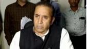 Anil Deshmukh meets Abhishek Manu Singhvi in Delhi