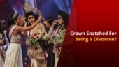Crown of Mrs. Sri Lanka Pageant Winner Stripped of Her Head