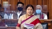 BJP MP Locket Chatterjee's car attacked in Bengal's Hooghly amid Phase 4 polling